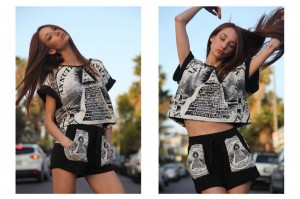 black scale womens 2