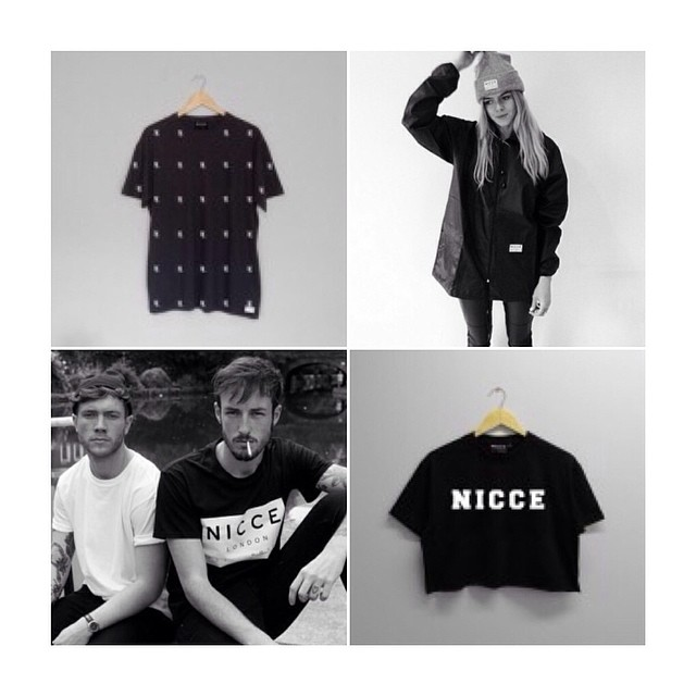We are loving streetwear brand @niccelondon! Checkout the showcase we did on them at: hypnotichippo.com #streetwear #stayhypno